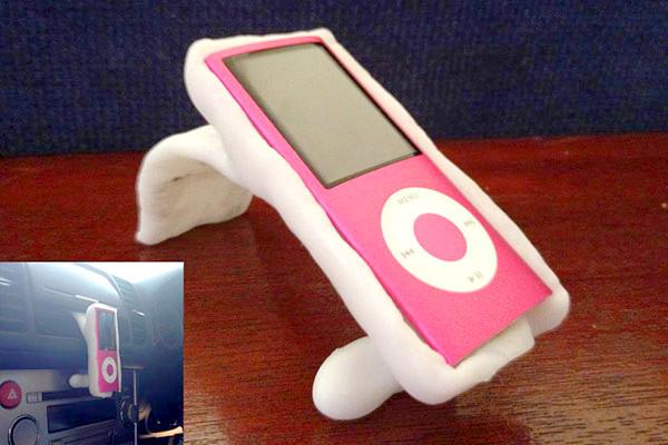 iPod用のスタンド